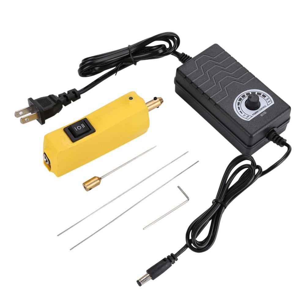 Heißer Kleber Sauber Maschine CJ6 + 100-240 V UNS OCA Kleber Remover-Tool Für Handy LCD Bildschirm reparatur Mit Electro-Motor UNS Stecker