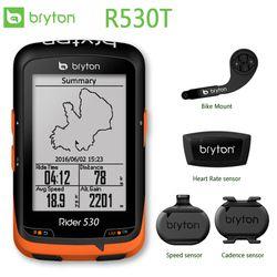 Bryton Madara 530 Gps Sepeda Bersepeda Komputer Ekstensi Gunung dengan ANT + Dukungan Kecepatan Irama/Kecepatan/Jantung rate Monitor