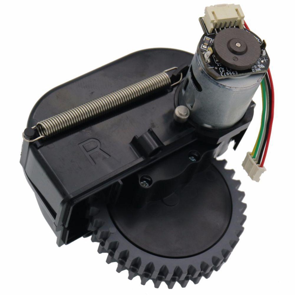 Roue droite robot aspirateur pièces accessoires pour ilife V3s pro V5s pro V50 V55 robot aspirateur roues moteurs