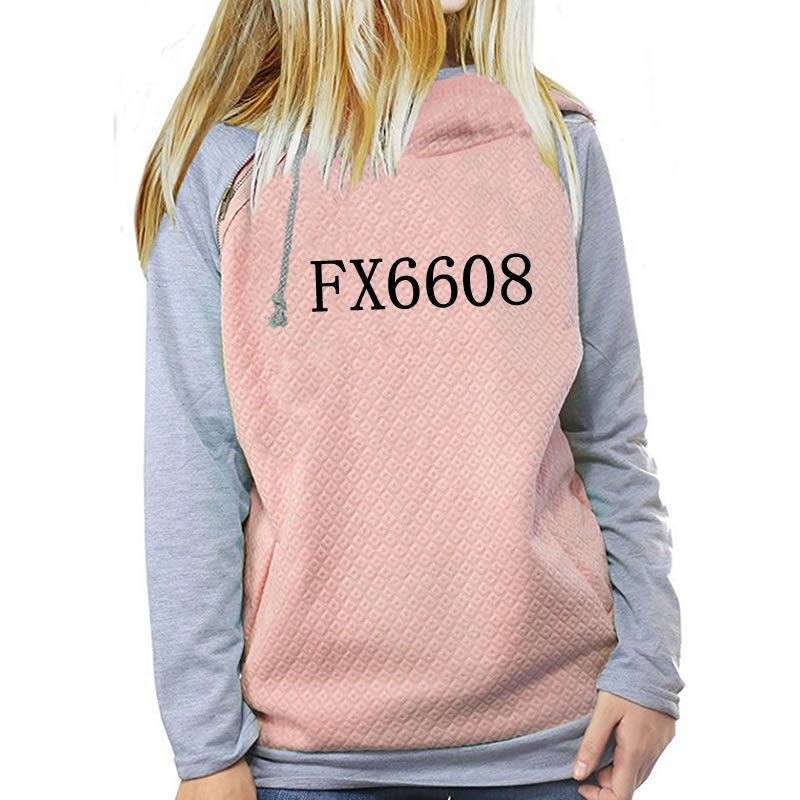 2018 New Fashion Print Sweatshirt Femmes Hoodies Women Casual Loog Sleeve Girls Thick Creative Pullovers for Woman