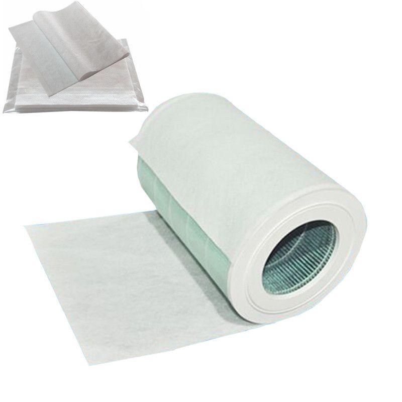20 pcs électrostatique coton pour remplacement xiaomi mi air purificateur pro/1/2 universel marque purificateur d'air filtre Hepa