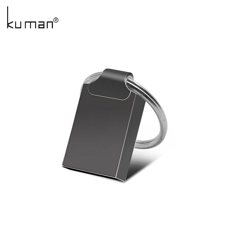 Kuman Mini Small Usb Flash Drive 4GB 8GB 16GB Memory Stick Pendrive Pen Drive 32GB 64GB 128GB Usb Disk On Key for PC YLU219