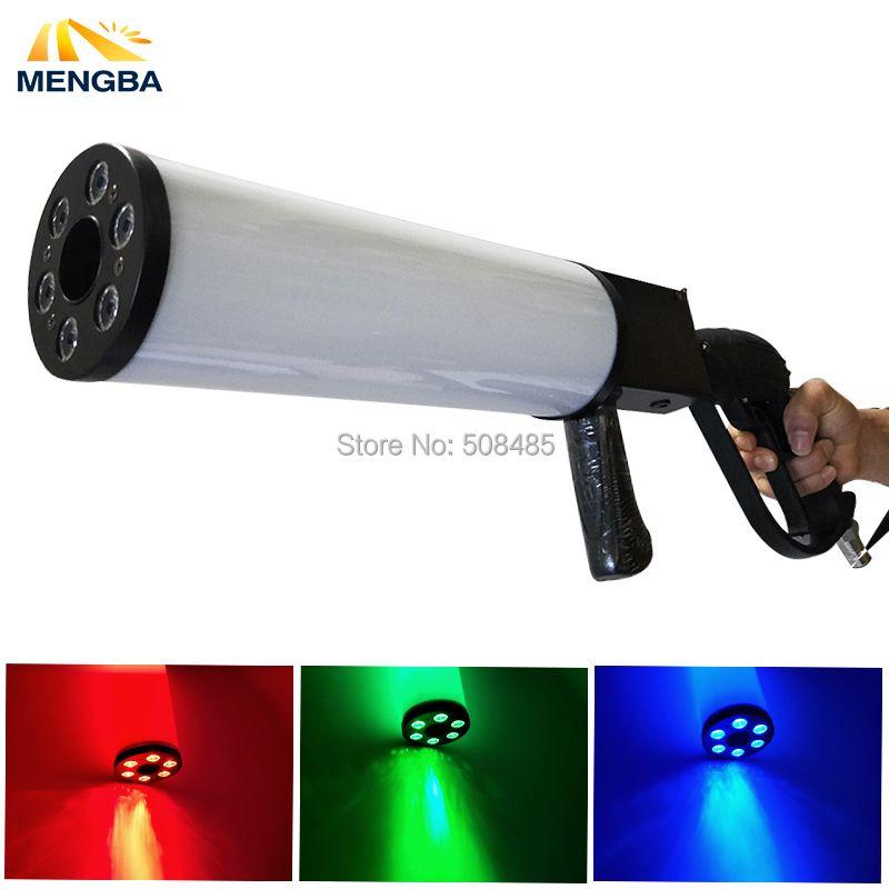 LED Co2 Gun DJ Lichter LED CO2 Jet Maschine Dj Gun Disco Beleuchtung Bühne Ausrüstung