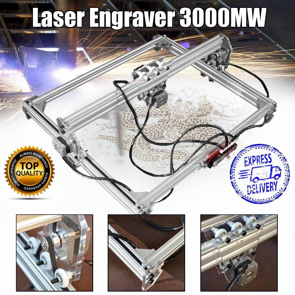 15 W/3000 mw 50*65 cm CNC Laser Engraver Gravur Maschine für Metall/Holz Router/ DIY Cutter 2 Achsen Engraver Desktop Cutter + Laser