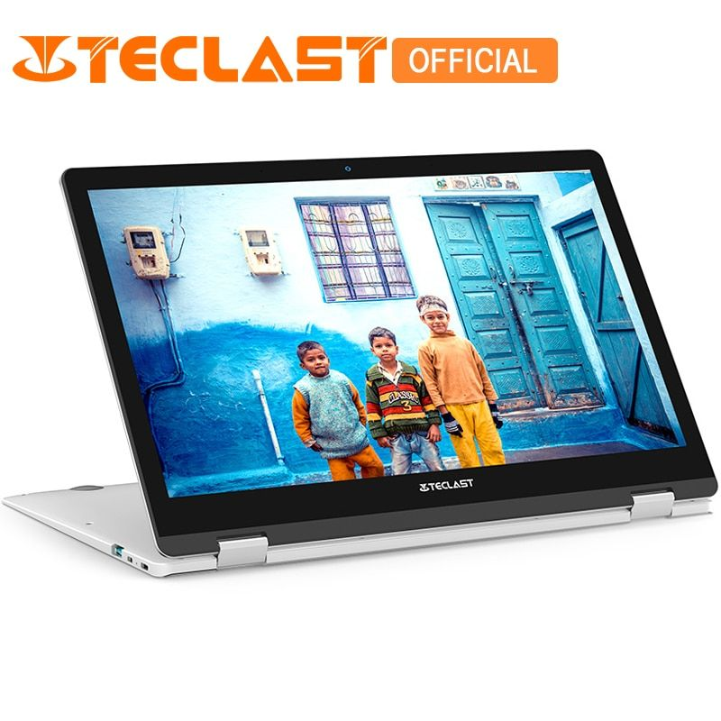 Teclast F6 Pro Notebook 13,3 zoll Windows 10 Intel Core m3-7Y30 Dual Core 8 gb RAM 128 gb SSD Fingerprint Anerkennung bluetooth