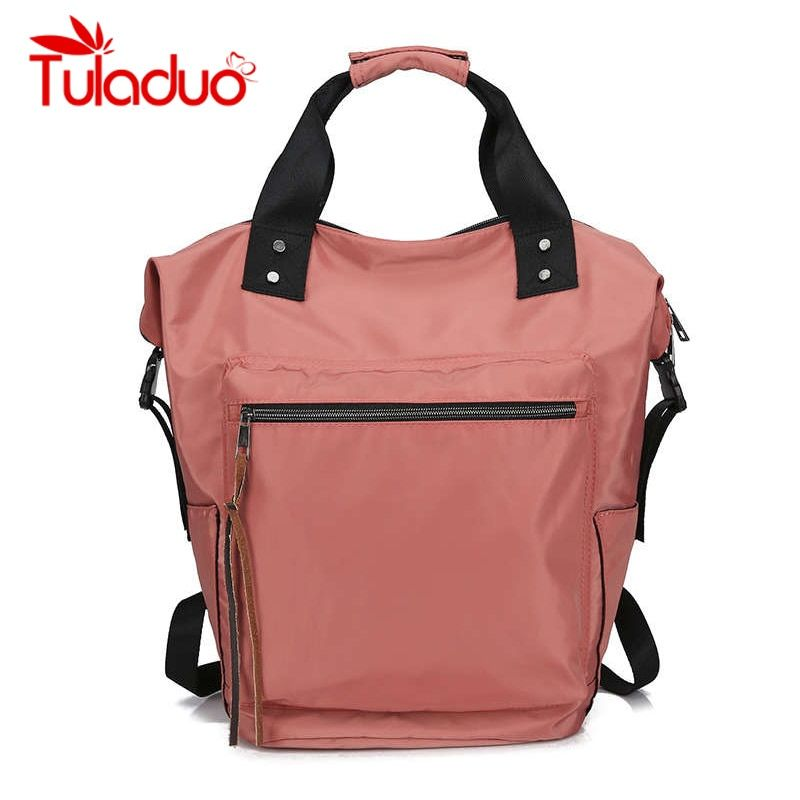 Backpack Women Shoulder Bag Casual Backpacks Ladies High Capacity Back To School Bag Teenage Girls Travel Students Mochila Bolsa