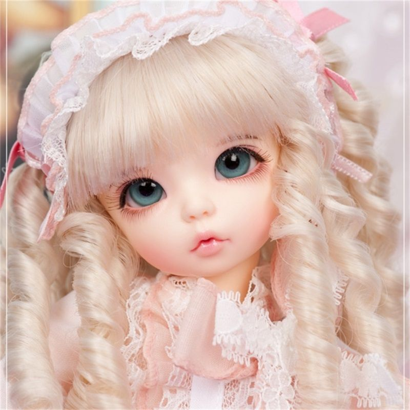 BJD Dolls Fairyland Littlefee Ante Suit Fullset YoSD 1/6 FL Napi Dollmore Luts Sweetest Multivariant Style