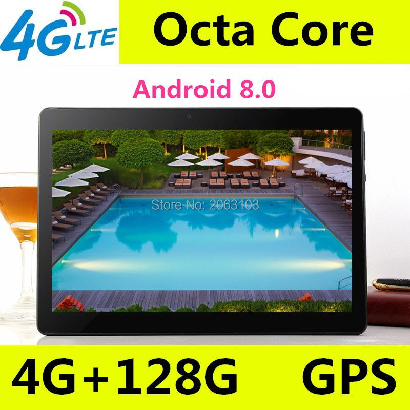 10 inch T900 Android tablet PC Octa Core 4GB RAM 128GB ROM 8 Core Dual SIM Card GPS Bluetooth Call phone Gifts MID Tablets 10.1