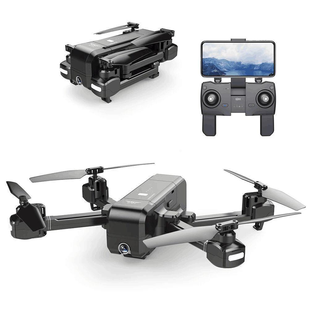 LeadingStar SJRC Z5 Wifi FPV Mit Weitwinkel HD Kamera Hohe Halten Mode1080P Kamera Doppel GPS Dynamische Folgen RC Quadcopter drone