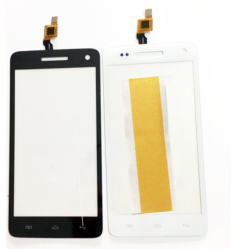 Black New TouchScreen For Explay Fresh Touch Screen Digitizer Front Glass Replacement Sensor Free Shipping