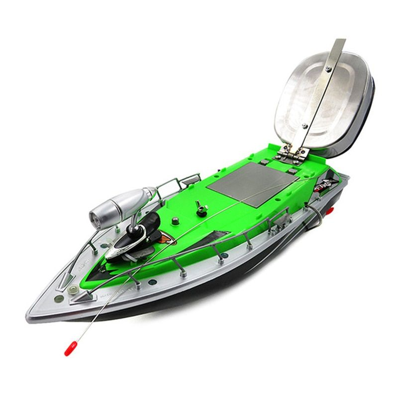 Ul Stecker Boot Intelligente Drahtlose Elektrische Rc Angeln Köder Boot Fernbedienung Fisch Finder Schiff Suchscheinwerfer Rc
