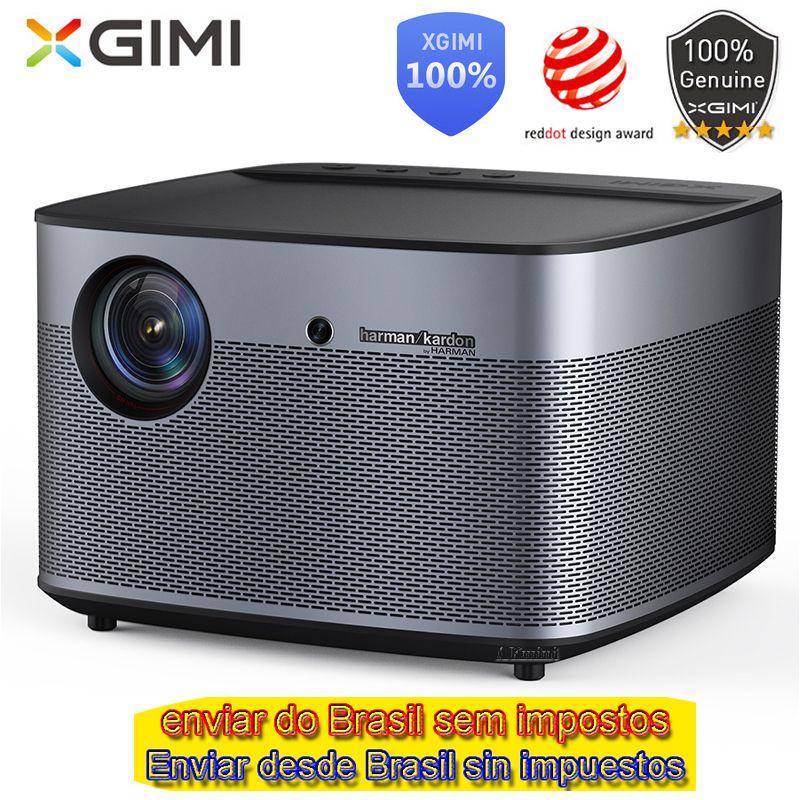 XGIMI H2 DLP Projektor 1920x1080 Volle HD Shutter 3D Unterstützung 4 K Video Android 5.1 Bluetooth Wifi Home Theater beamer