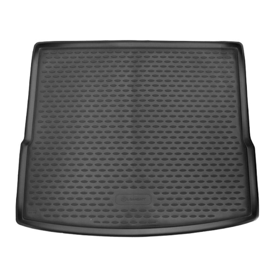Für BMW X1 F48 2015-2019 schwarz kofferraum matte Element ELEMENT0543B13