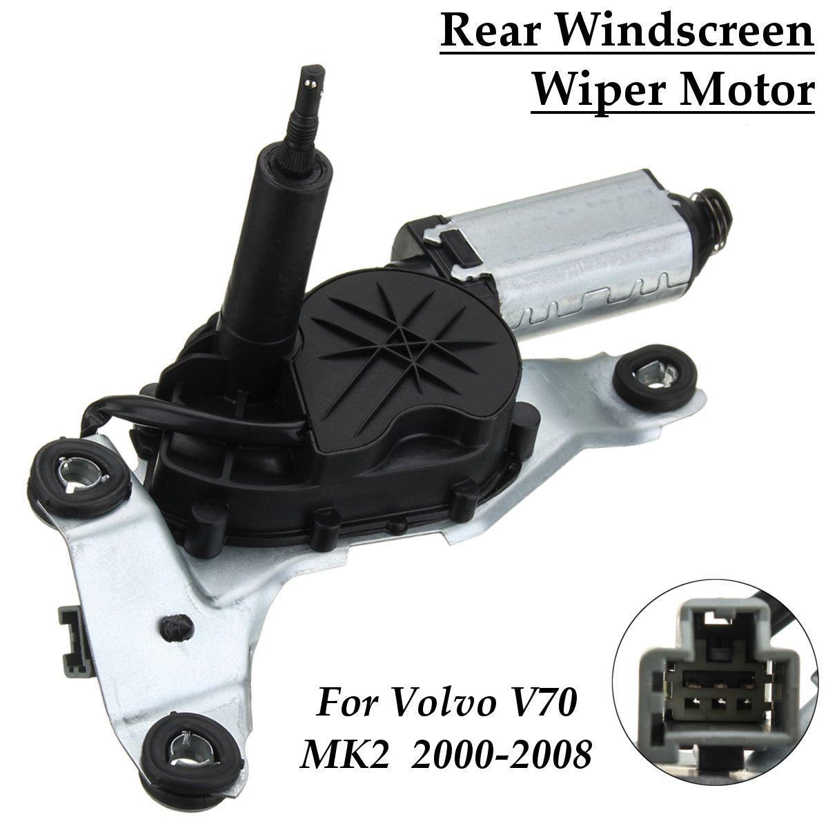 Auto Hinten Wischer Motor Windschutz Für Volvo V70 MK2 2000-2008 JET8667188 31333743 8667188
