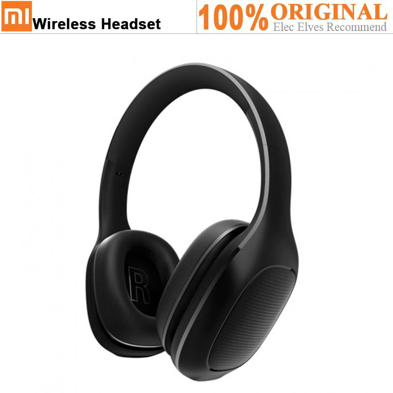 Original Xiaomi Mi Headphones Wireless Bluetooth Headset Headband Noise Cancelling With 40mm Dynamic Driver Over-Ear For Phones