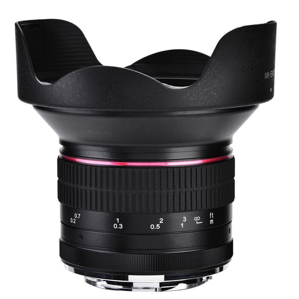 12mm F2.8-22 Ultra Weitwinkel Prime objektiv Für Sony E-Mount NEX3 NEX5 NEX6 NEX7 A5000 A5100 A6000 a6100 A6300 A6500 Kamera