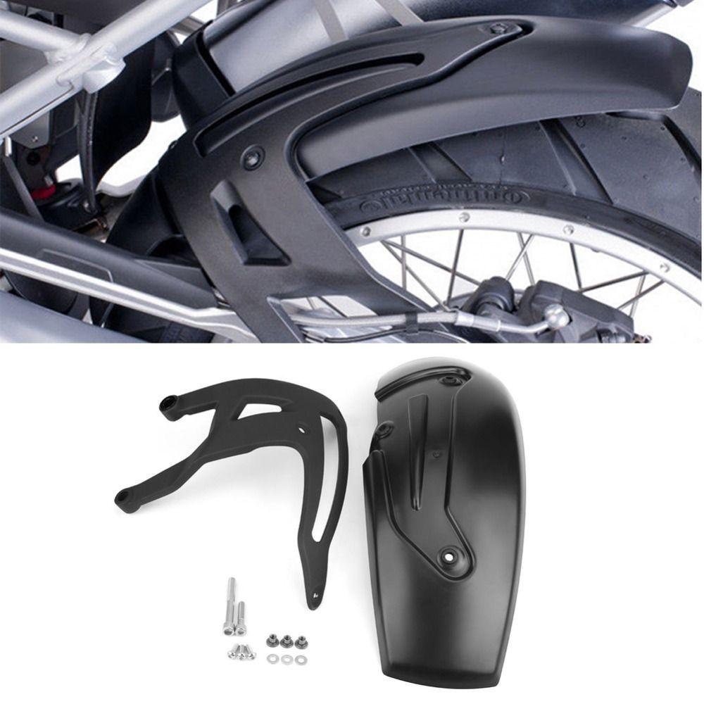 1 satz Motorrad Hinten Hugger Fender Kotflügel Schlamm Flap Splash Schutz für BMW R1200 GS LC R1200GS LC Abenteuer 2013 -2018 accesorios