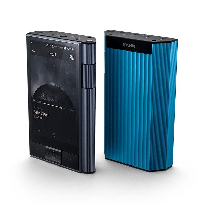 IRIVER Astell & Kern KANN 64GB hifi-player Tragbare musik MP3 Eingebaute AMP schnelle lade Verlustfreie musik Geschenk benutzerdefinierte leder fall