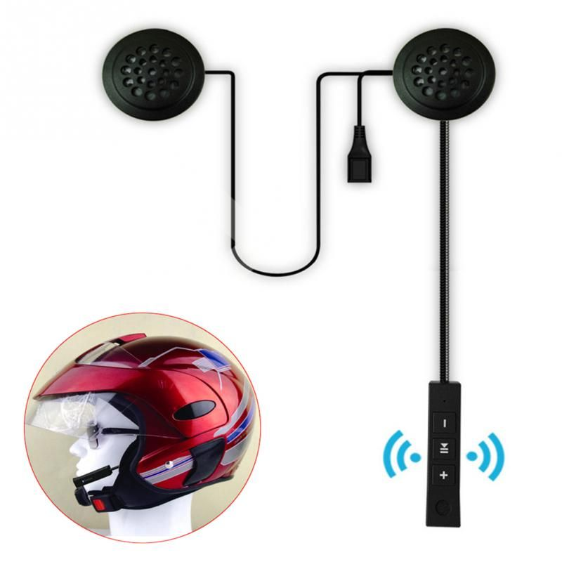 2019 New Bluetooth Anti-interference For Motorcycle Helmet Riding Hands Free Headphone
