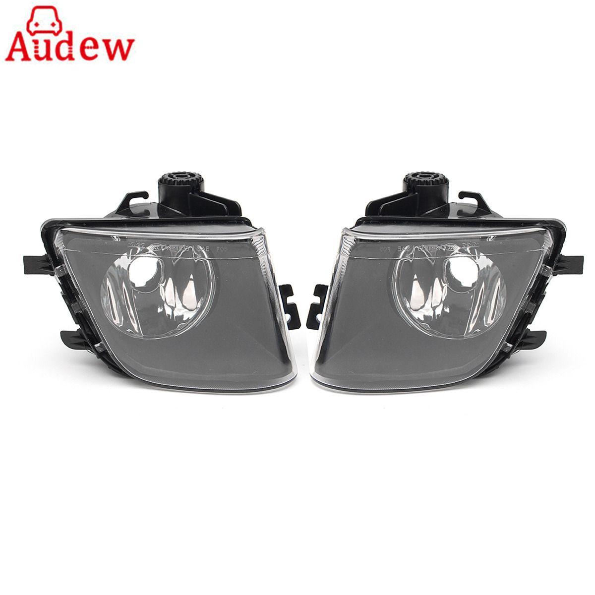 Für BMW F01 F02 740i 740Li 750i 2009-2013 1 Paar Nebel Fahr Licht Klare Linse Links & Rechts