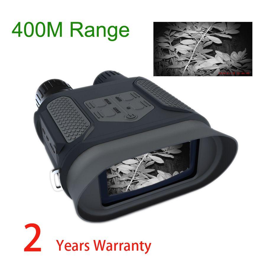 NV400B 7X31 Infared Digitale Jagd Nachtsicht Fernglas 2,0 LCD military Tag und Nachtsicht Brille Teleskop für jagd
