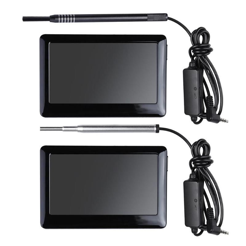 4.3 Inch LCD Screen Photo/Video Endoscope Borescope Inspection Camera DVR LED Detector