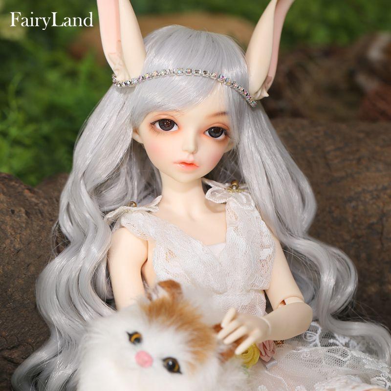 OUENEIFS Märchenland FairyLine Momo BJD SD Puppe 1/4 Körper Modell Baby Mädchen Jungen Augen Hohe Qualität Spielzeug Shop Harz Zahlen FL