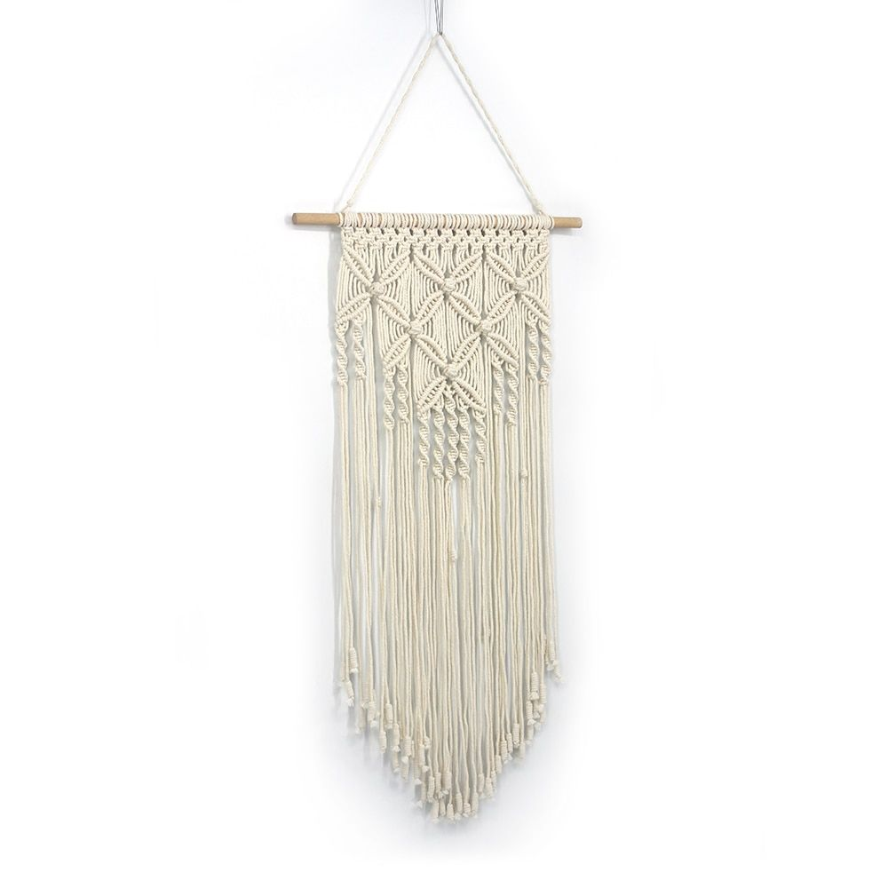 Macrame Wall Hanging Woven Wall Art Macrame Tapestry - Boho Home Decor