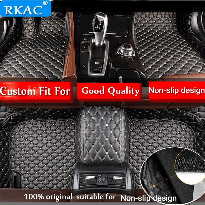 Gute qualität Custom car boden matte für BMW F10 F11 F15 F16 F20 F25 F30 F34 E60 E70 E90 1 3 4 5 7 GT X1 X3 X4 X5 X6 Z4 auto-styling