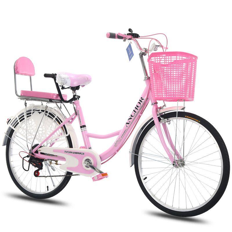 AD0300077 frauen Pendeln Fahrrad Gemeinsame Alten-fashioned Stadt Anstatt Zu Fuß Licht Erwachsene Prinzessin Student Männlichen Dame