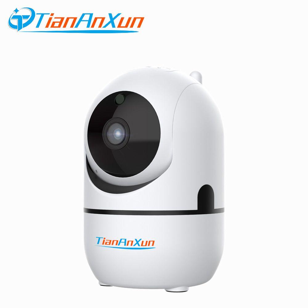 Tiananxun IP Camera Wifi Mini Camera 1080P YCC365 Cloud Home Security Wireless Auto Tracking Wi-Fi CCTV Surveillance Cameras