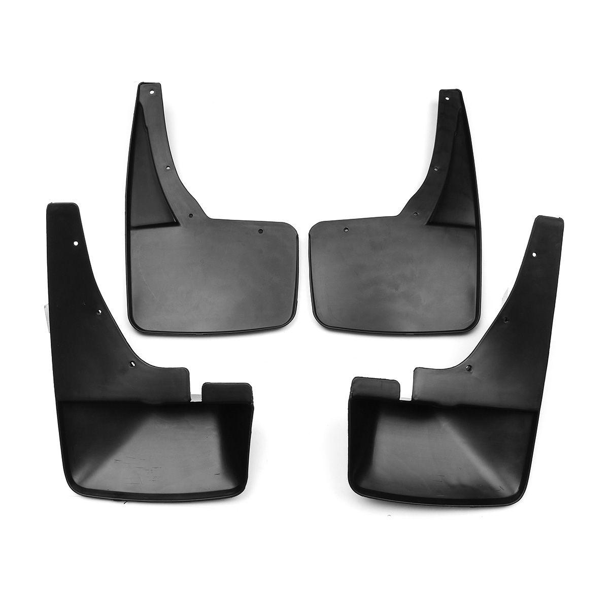 For Cadillac Escalade 2007-2014 GMT900 Car Mud Flaps Fender Mudguards Mudflaps Splash Guards Accessories