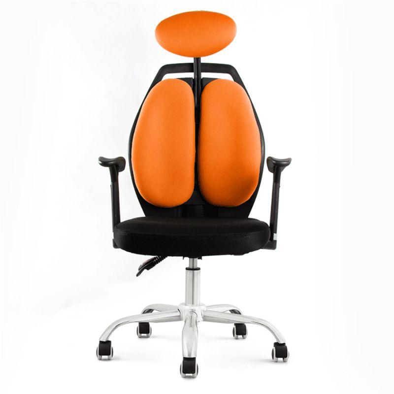 Computer Stuhl Multifunktions Mesh Tuch Doppel Zurück Swivel Stuhl Ergonomie Angehoben und Rotation Haushalt Lässig Stuhl