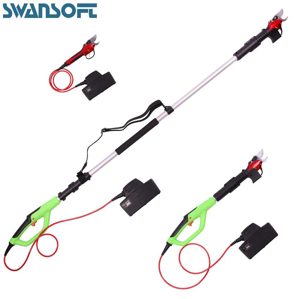 FPQ SCA Elektrische pruner und elektrische gartenschere für bauernhof und weinberg und freies verschiffen/hohe zweig schere