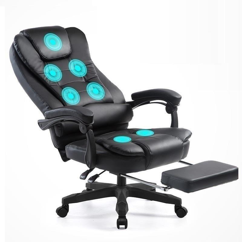 Bureau Meuble Lol Escritorio Sedie Ergonomic Sessel Sillones Stoelen Gamer Leather Silla Gaming Cadeira Poltrona Office Chair