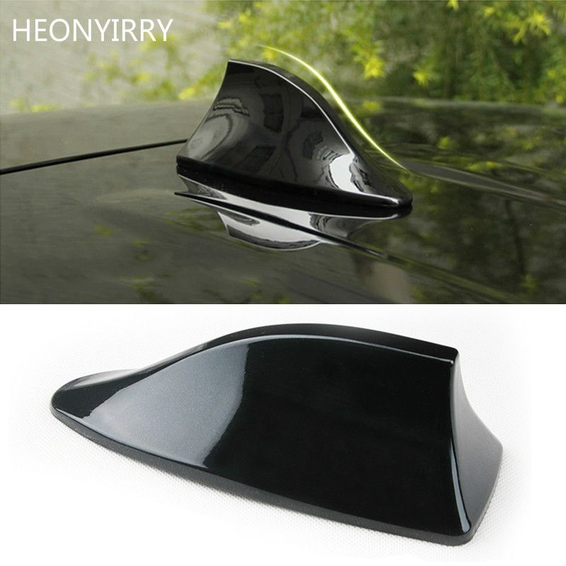 Car Shark Fin Antenna Auto Radio Signal Aerials Roof Antennas for BMW/Honda/Toyota/Hyundai/VW/Kia/Nissan Car Styling