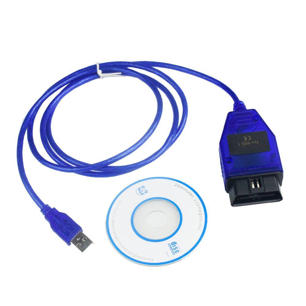 VAG 409 USB 409.1 USB KKL Cable Interfac OBD2 Diagnostic Interface For Audi for VW