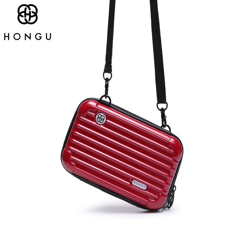 HONGU Weiblichen Umhängetasche Frauen Messenger Brieftasche Abendtasche Baguette Crossbody Paket Wristlets Purs Kupplung Schminktäschchen Handtasche