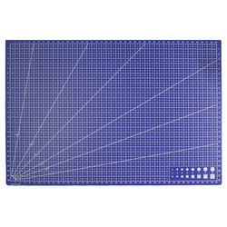 A3 PVC Rectangle Grille Lignes Tapis De Coupe Outil En Plastique Bricolage outils 45 cm * 30 cm