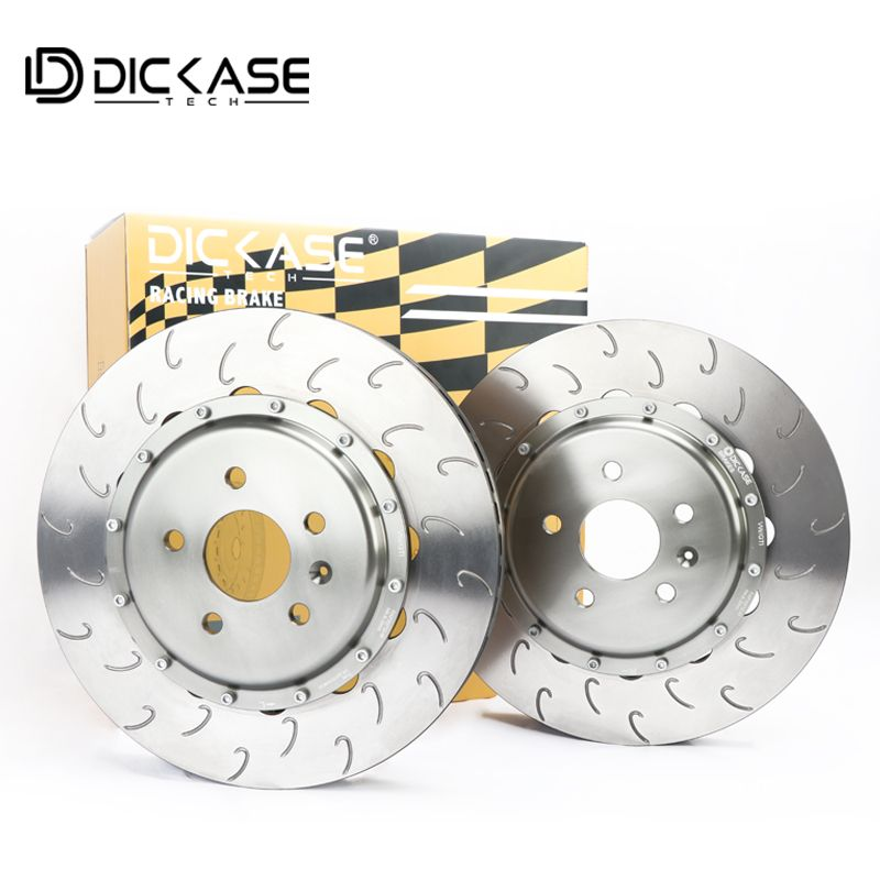 DICASE brake rotors 355*32mm brake disc  for GT6 6pot racing caliper brake system for 18rim wheels