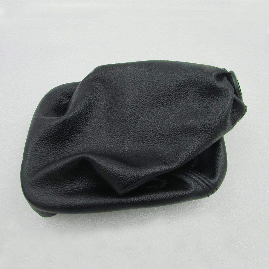 for KIA Cerato manual gear shift stick shifter knob Dust-proof cover real leather