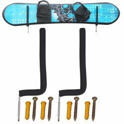 Snowboard Wall Storage Rack Snowboard Wall Mount - 20 CM High - Fit most Boards
