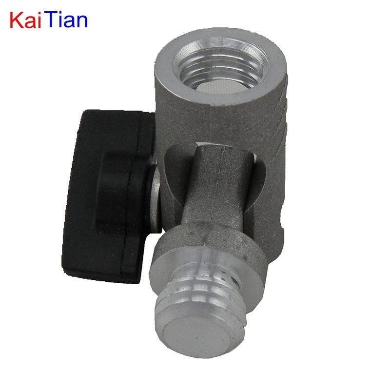 Kaitian 5/8 Inch Angle Adjustment Bracket with Extension Rod for tripod and Laser Levels with Dual Slope Line Level Nivel Tools