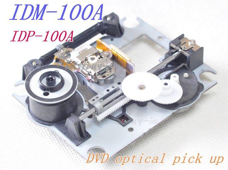 Оригинальный DVD лазерная головка (IDP-100A/IDP100A с механизмом) IDM-100A (IDM 100A) IdP 100A