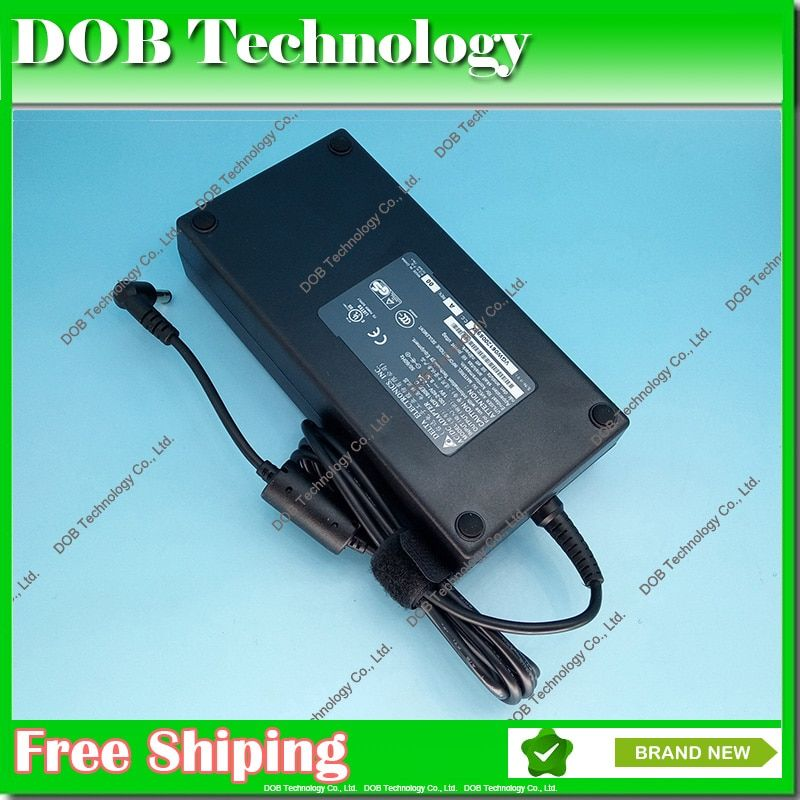 19V 9.5A 180W AC power adapter For MSI GT683 GT683s GT685 GT685S GT685R GT70 MS-1762 MS-1763 GT70H ADP-180HB B laptop charger