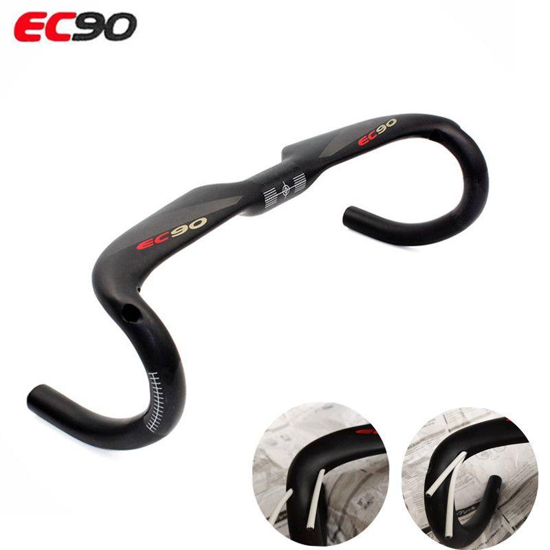 2019 de la courbe Standard en Fiber de carbone/poignée de vélo de route/guidon en carbone/guidon de vélo Application au vélo de route