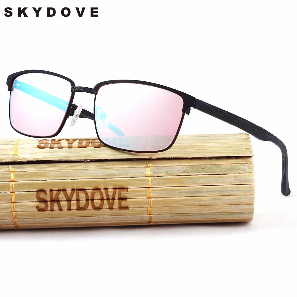 SKYDOVE Color Blindness Glasses Red Green Color Blind Corrective HD Glasses Women Men Colorblind Driver's license Sun Glasses