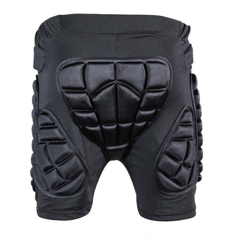 Sport Court Protection Hip Butt Pad Vélo Ski Skate Snowboard Patinage Protection Résistance Aux Chutes Rouleau Rembourré Shorts