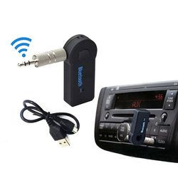 Home video bluetooth receiver hands-free AUX Bluetooth AUX Wireless Audio Receiver speaker Bluetooth music mp3 player Accessorie