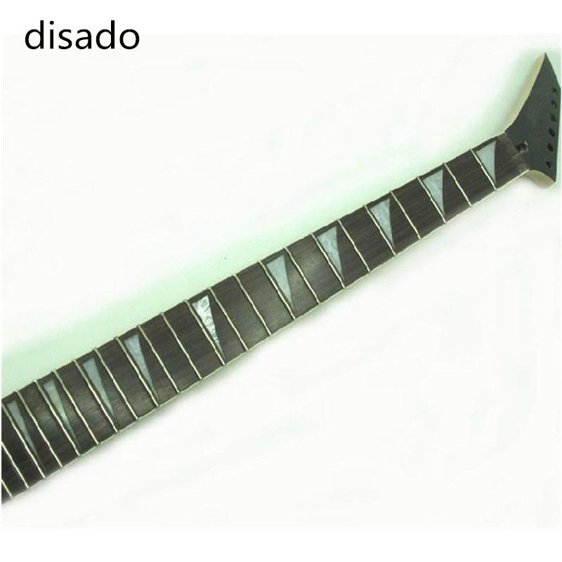 disado musical instruments 24 Frets Electric Guitar Neck Rosewood Fingerboard Wholesale Guitar accessories parts